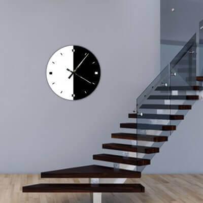 reloj pared diseño BQNR