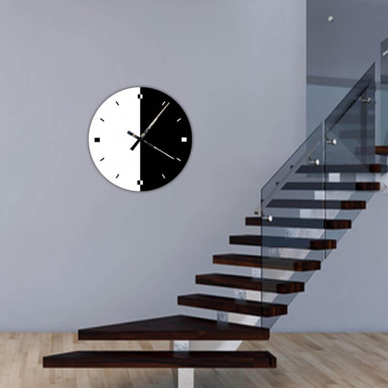 wall clock design BQNR
