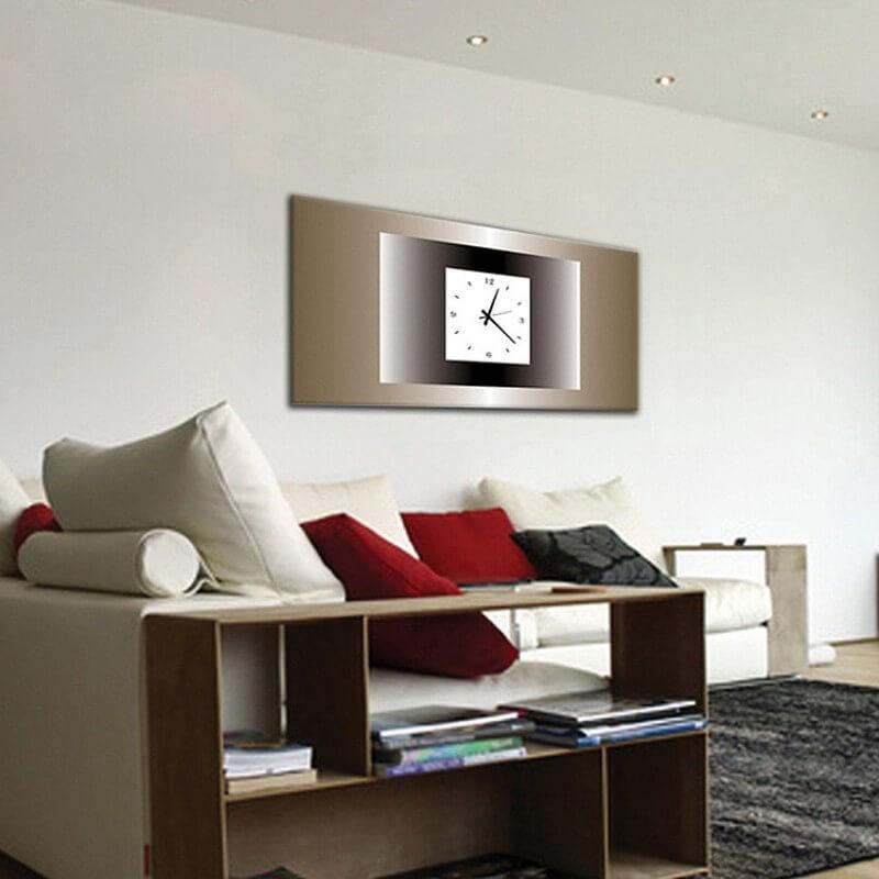 reloj de pared de diseño DBRN