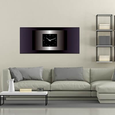 wall clock design DBRI