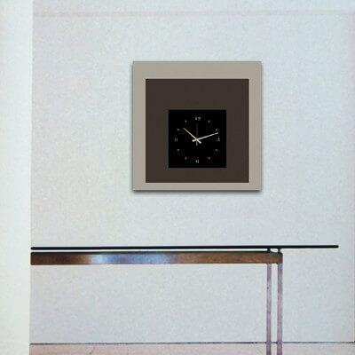horloge murale design BAG