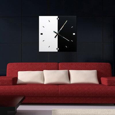 rellotge paret disseny BQN
