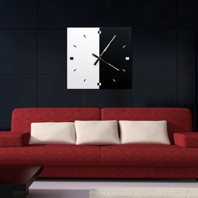 wall clock design BQN