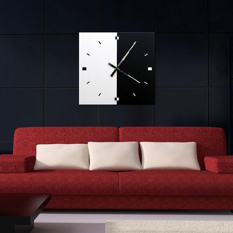 reloj pared diseño BQN
