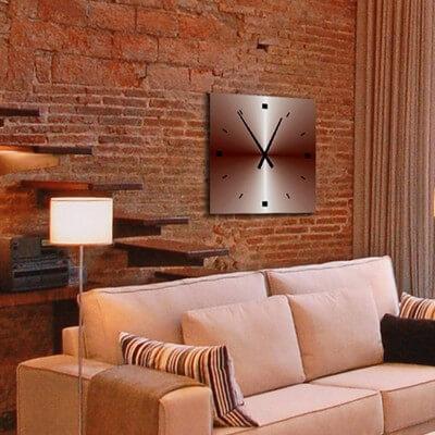 horloge murale design CTQ