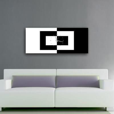 horloge murale design NRN