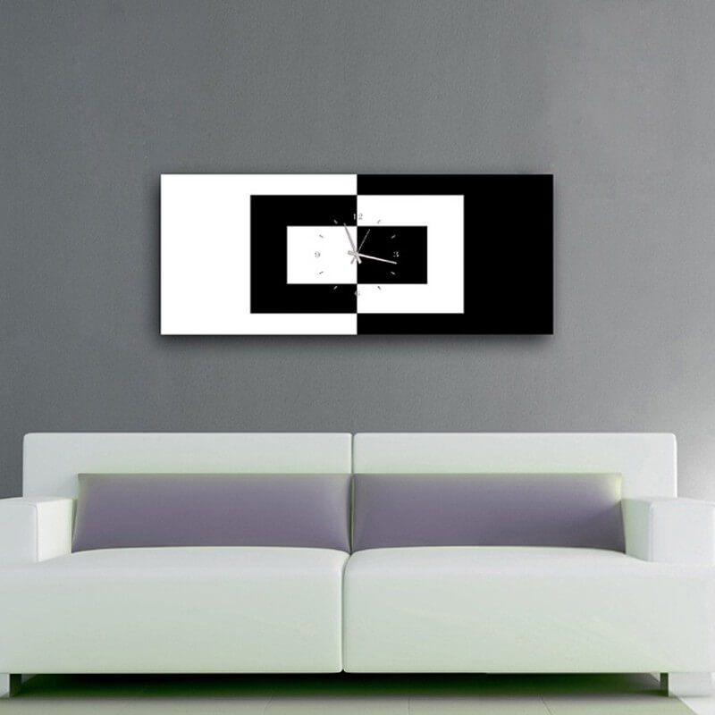 wall clock design NRN