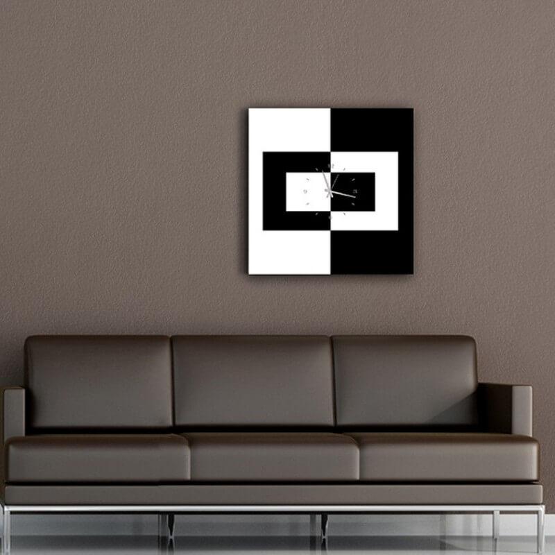 horloge murale design NQN