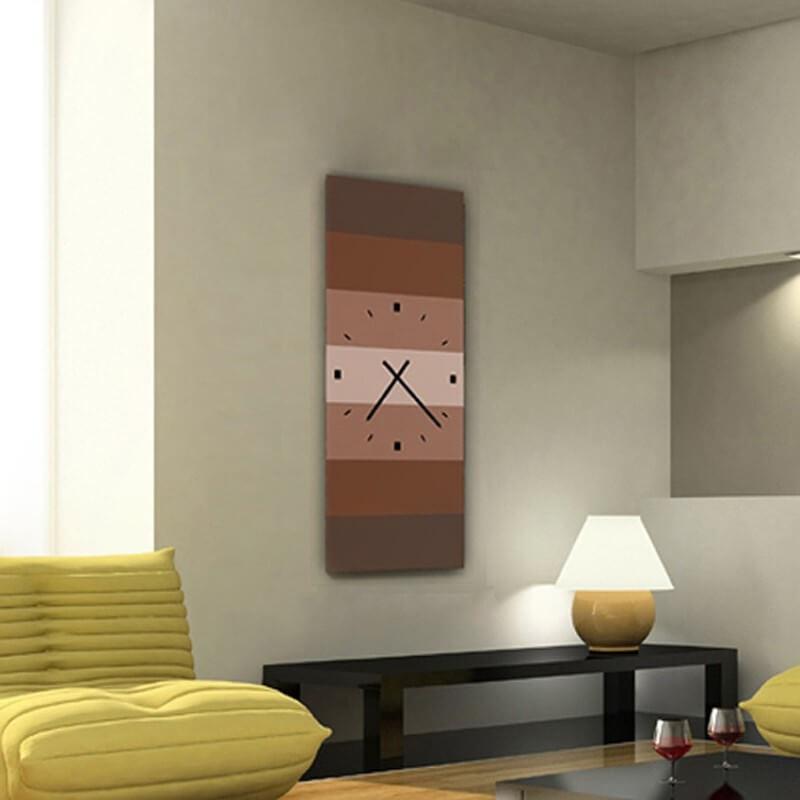 reloj de pared modern de diseño RRM