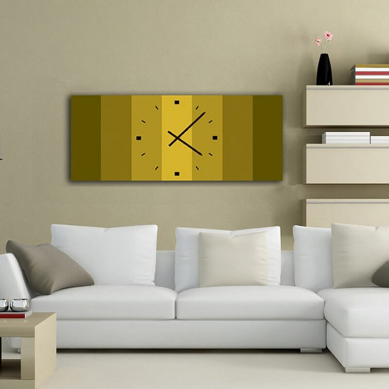 rellotge paret disseny RRV