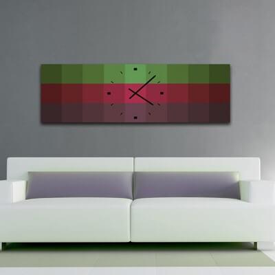 horloge murale design TRR