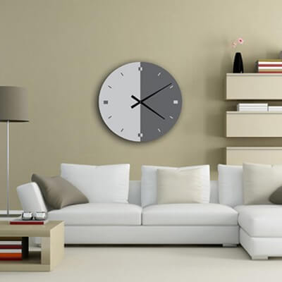 reloj pared diseño BQGR
