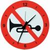 horloge murale design STPS