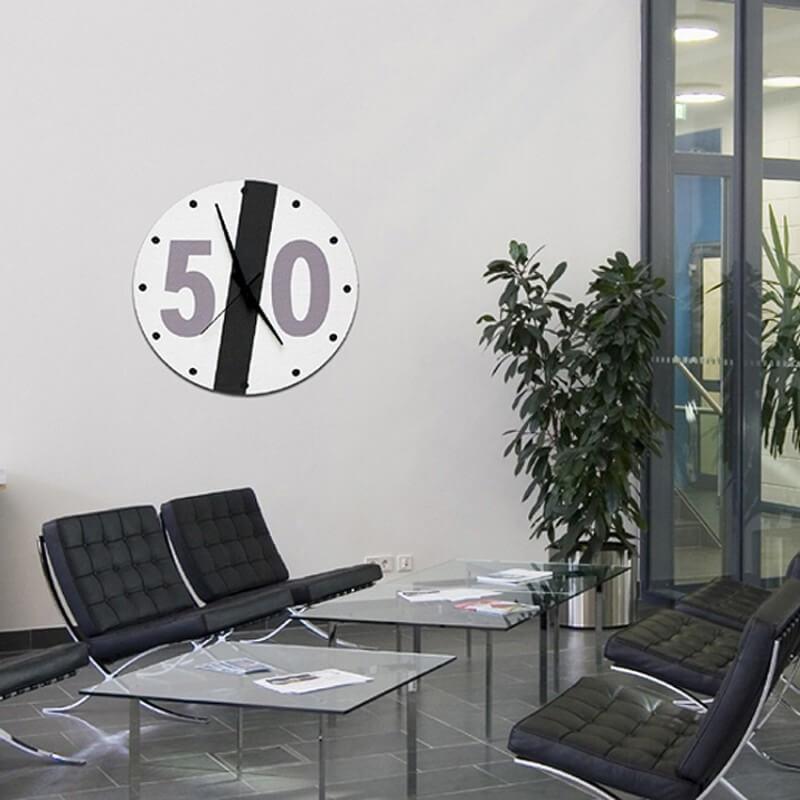 wall clock design STFV