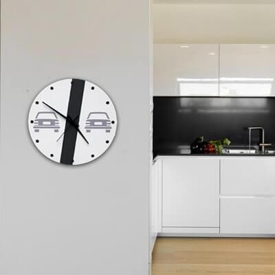 horloge murale design STFD