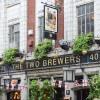 Quadre fotografia urbana ciutat London Pub 4