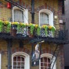 cuadros modernos fotografía London Pub 7