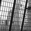 Tableau photographie urbain fenêtre dans le musée à New York