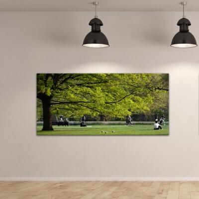 cuadro fotografía urbana ciudades London Hyde Park 1