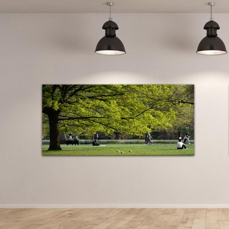 Quadre fotografia urbana ciutat London Hyde Park 1