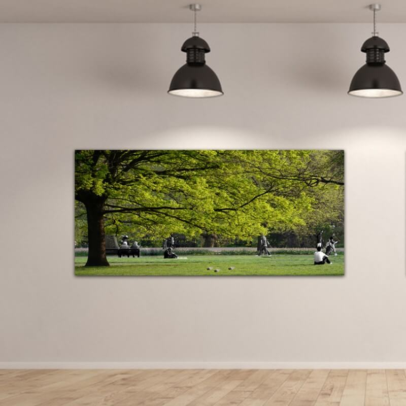 Tableau photographie urbain London Hyde Park 1