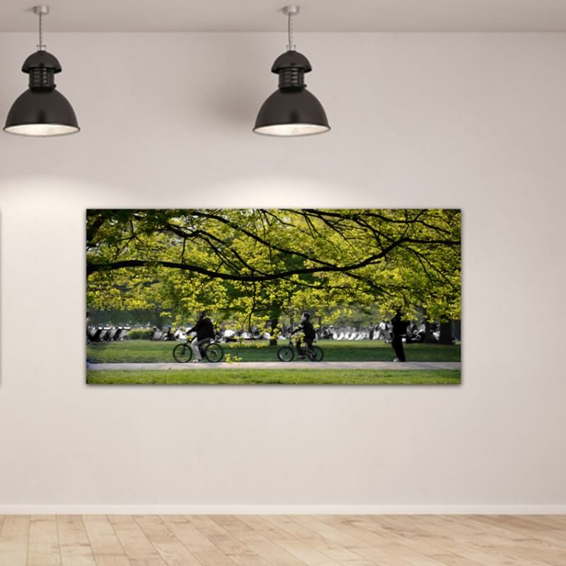 Tableau photographie urbain London Hyde Park 2