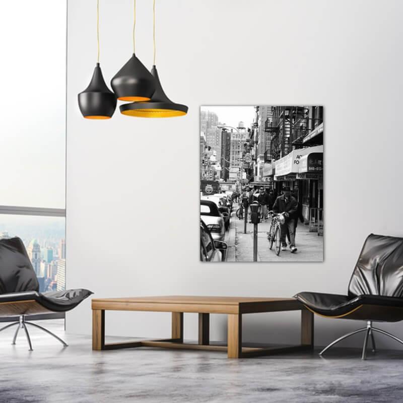 cuadros modernos fotografía Chinatown, Nueva York