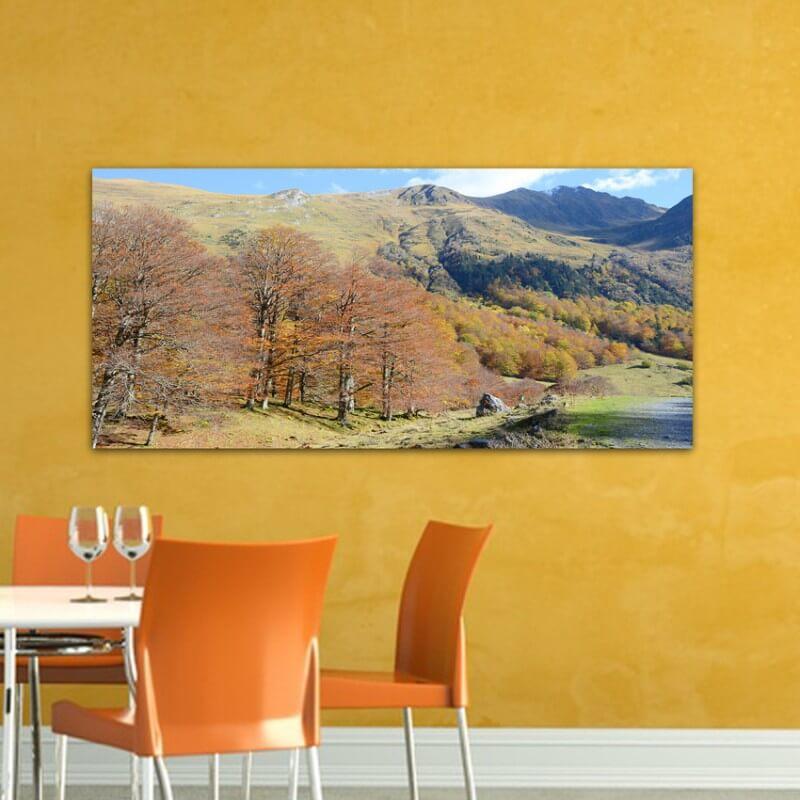 Tableau photographie paisajes Artiga de Lin 1