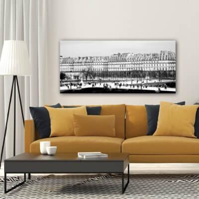 cuadros modernos fotografía les Tuilleries