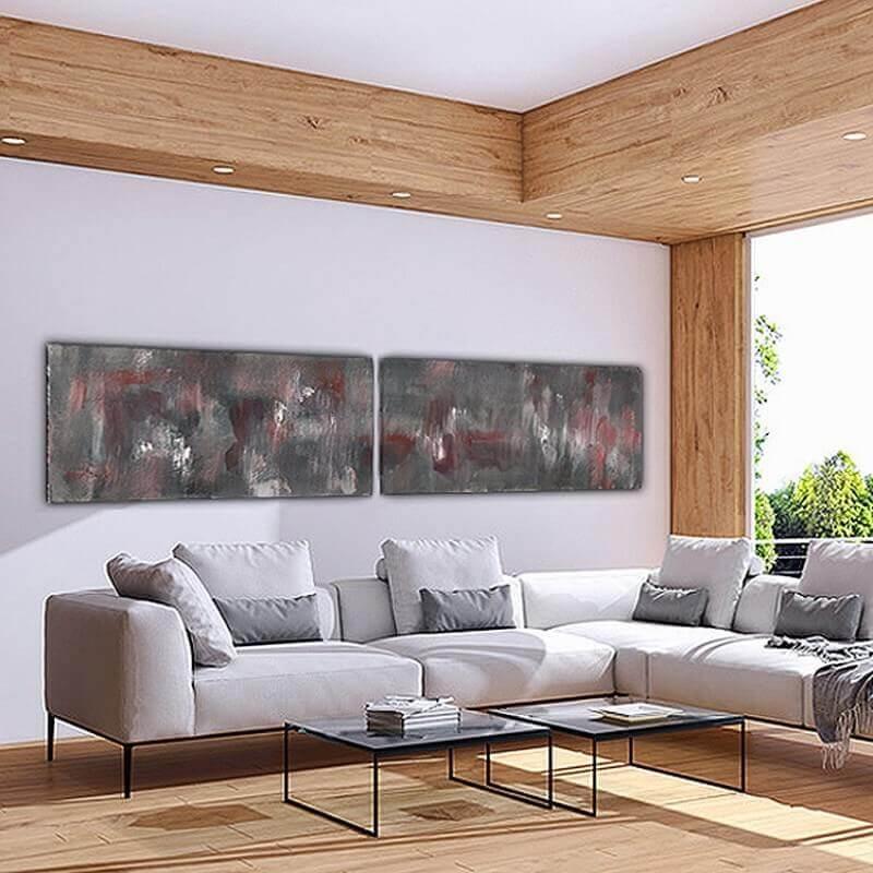 cuadros modernos abstracto un respiro
