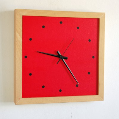 rellotge paret disseny FAIG