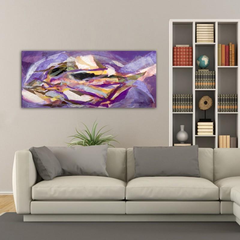 cuadro moderno abstracto transgresión