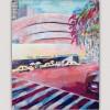Tableau urbain, Guggenheim à New York