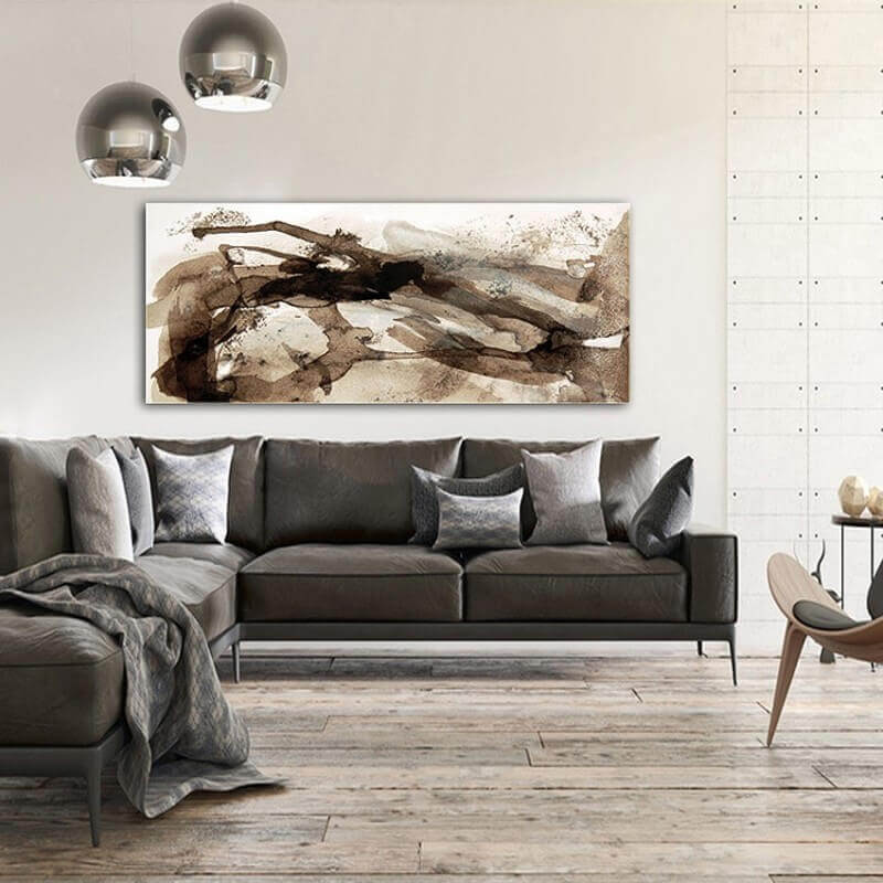 cuadros modernos abstracto divagar