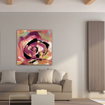 abstract modern painting-illusion