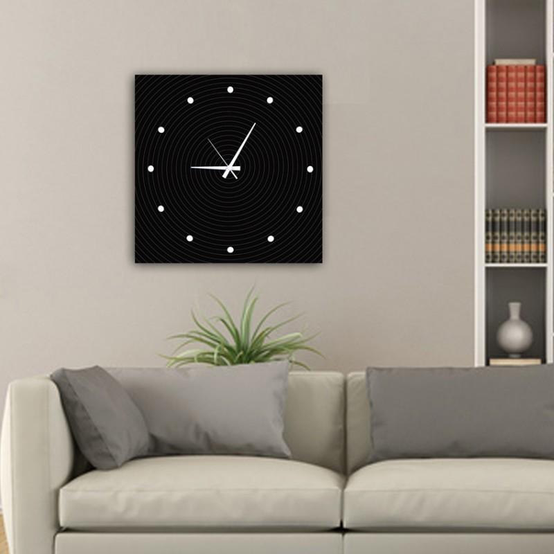 horloge murale design EN390