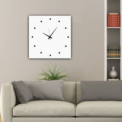 wall clock design EB387