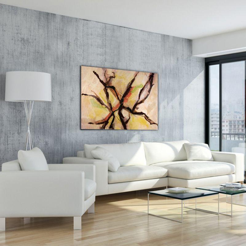 cuadros modernos abstracto añorar