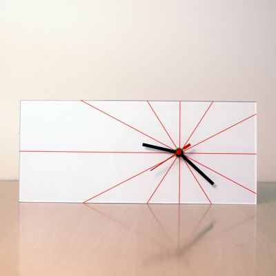table clock design RR379