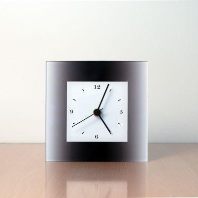 reloj moderno de sobremesa diseño MTLQ