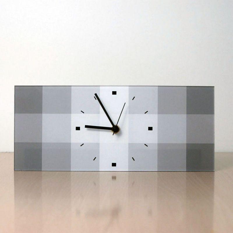 reloj sobremesa diseño QRG