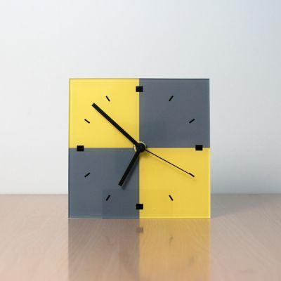 modern table clock design AGV