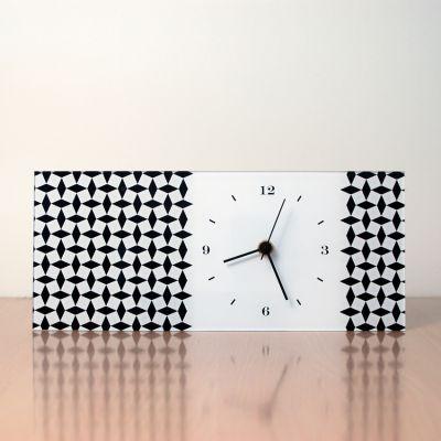 rellotge modern i de disseny de sobretaula-disseny ARLV