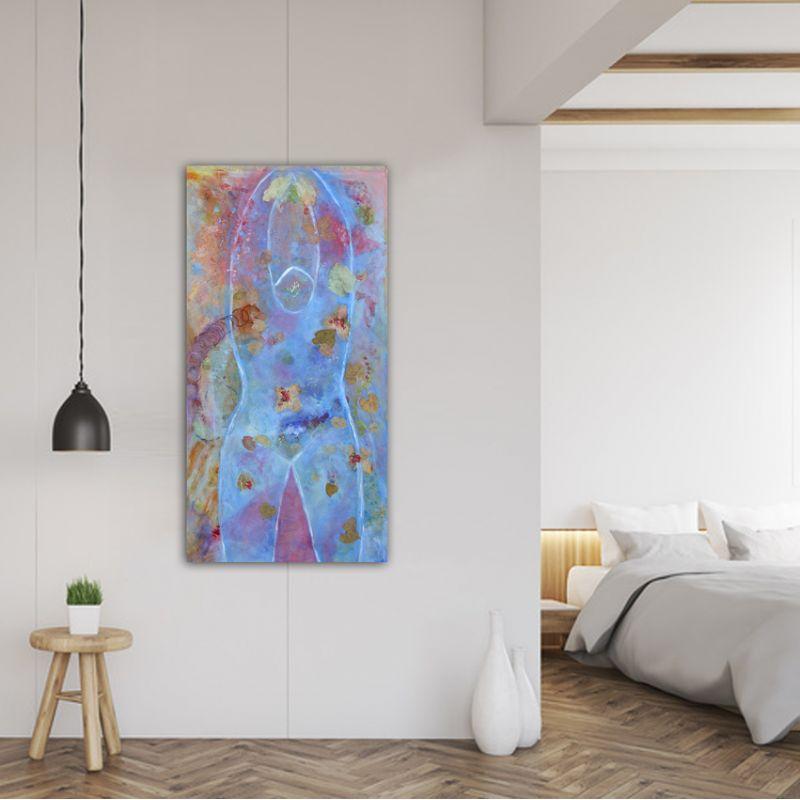cuadros modernos figurativo silueta