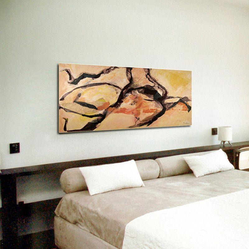 quadre abstracte enyorança