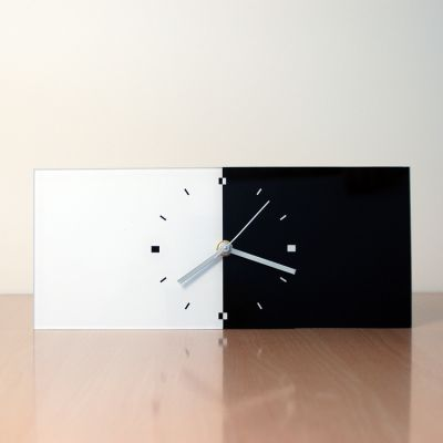horloge de table design BRN