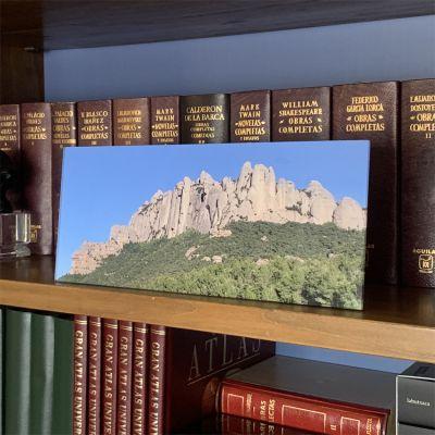 votre photo de bureau. méthacrylate panoramique