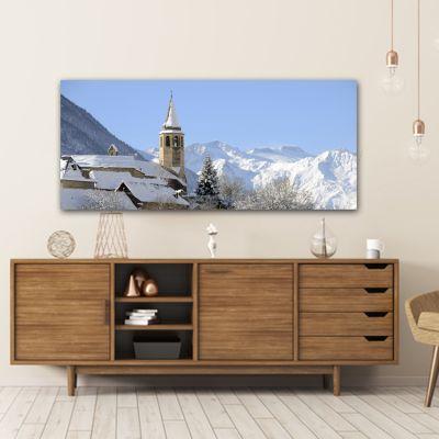 quadre modern foto Unya-Vall d'Aran
