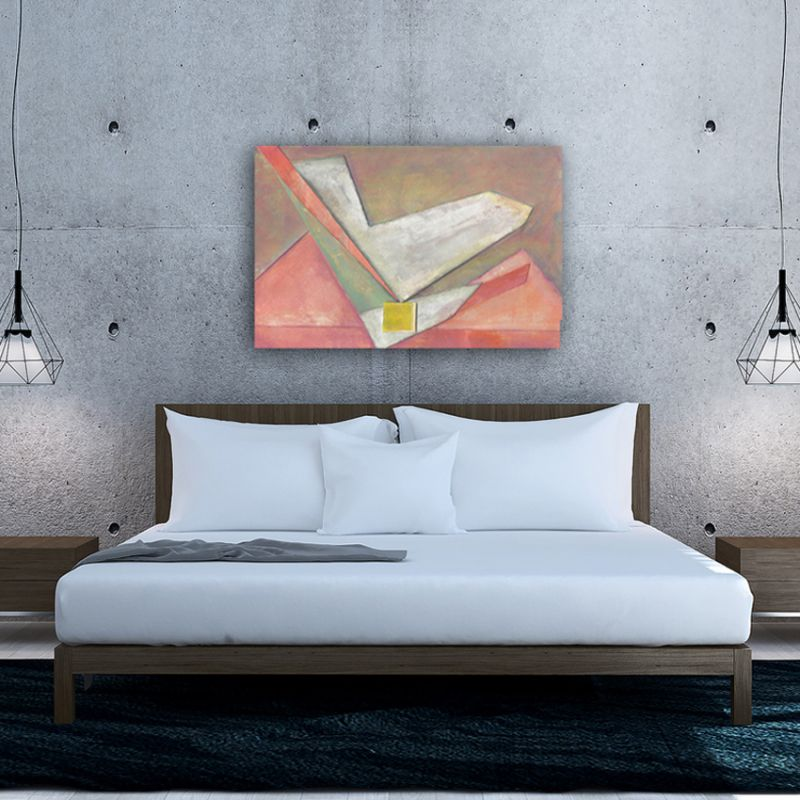 cuadros abstractos modernos-enigma