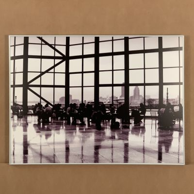 "quadre foto Hall ""New York"" 80 x 60 cm."
